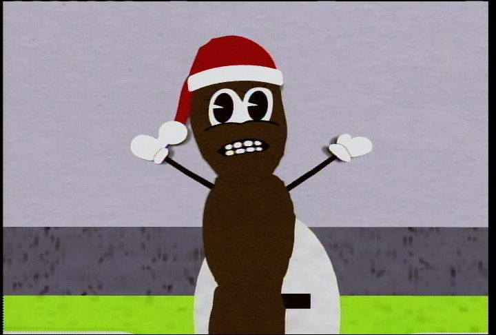 Mr Hankey The Christmas Poo.Mr Hankey Visits Kyle